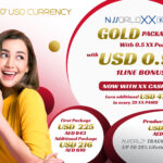 GoldXX USD Packages